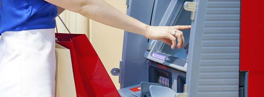 Cash withdrawals at non-Citi ATMs
